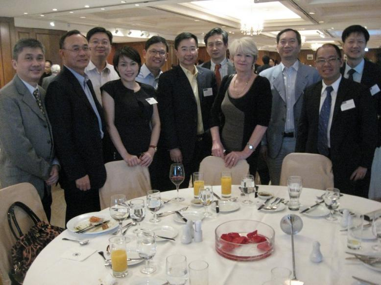 Dinner Hosted by The President & Vice-Chancellor - Professor Dame Nancy Rothwell