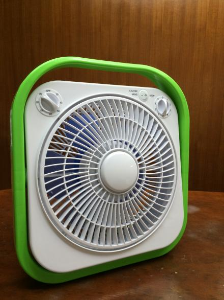 "DF-323 Portable 10"" Desk Fan"